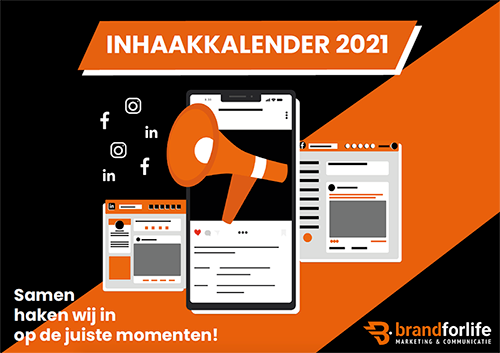 Brand for Life Inhaakkalender 2021